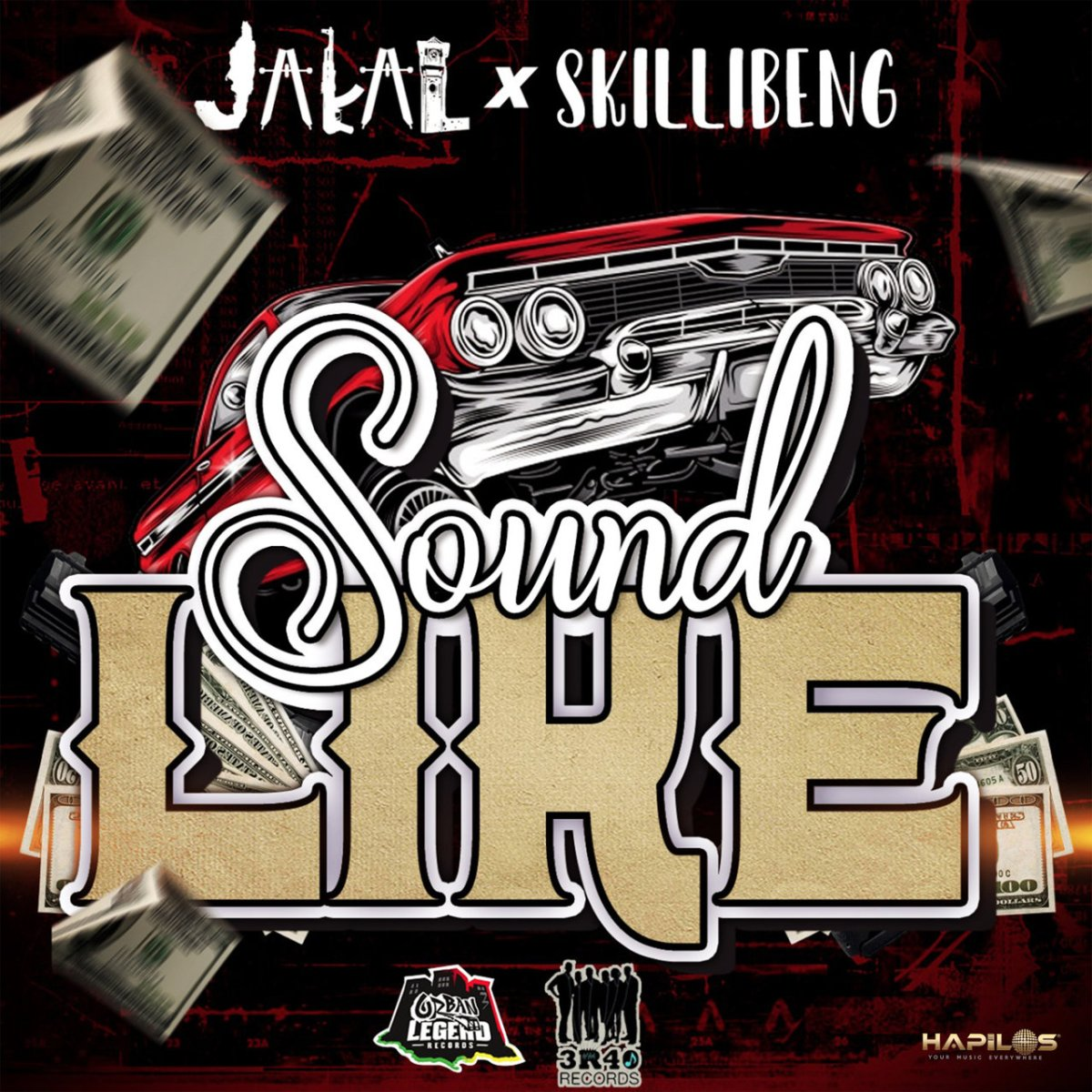 Jakal - Sound Like (ft. Skillibeng) (Cover)