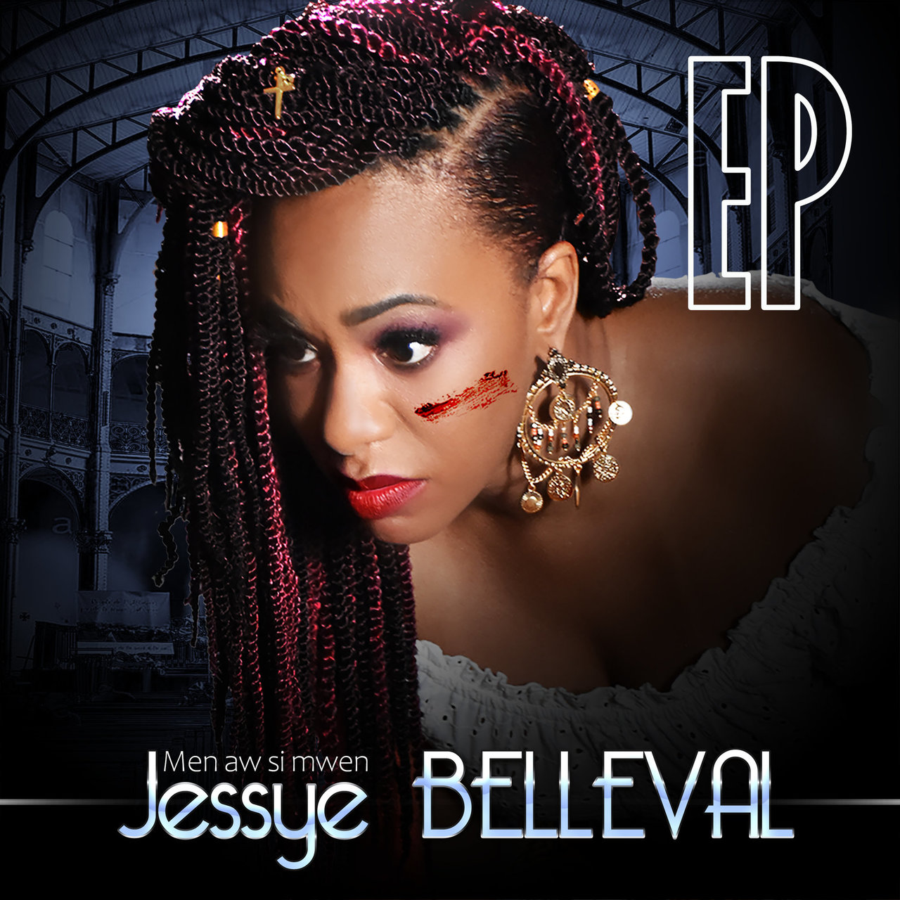 Jessye Belleval - Men Aw Si Mwen (Cover)