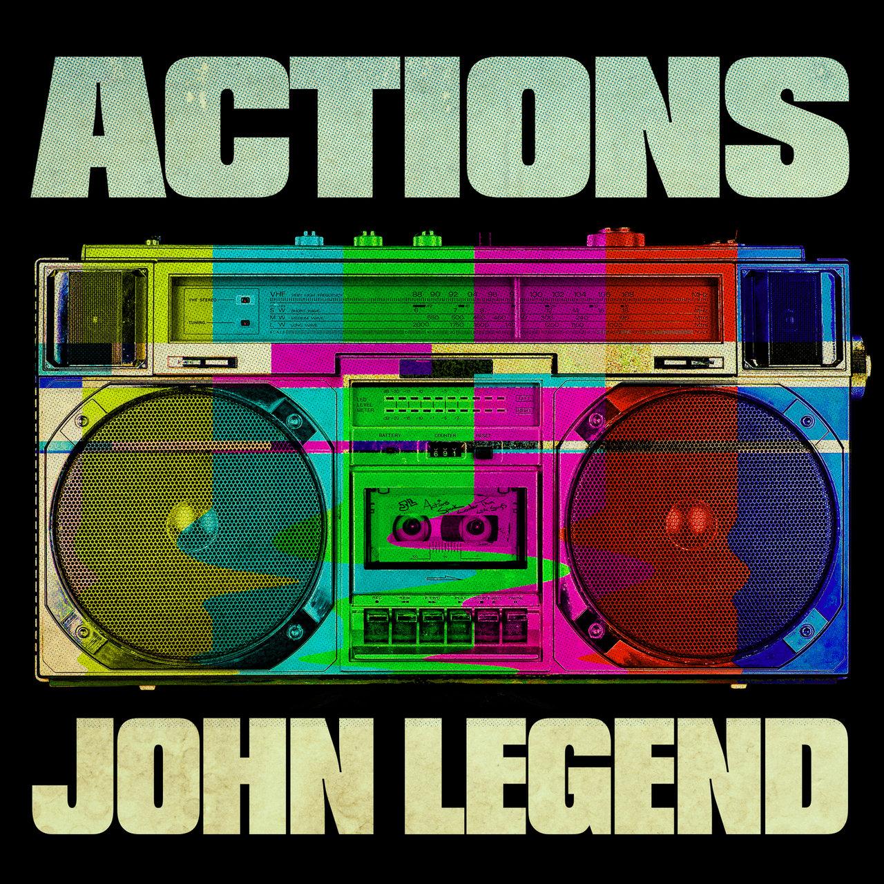 John Legend - Actions (Cover)