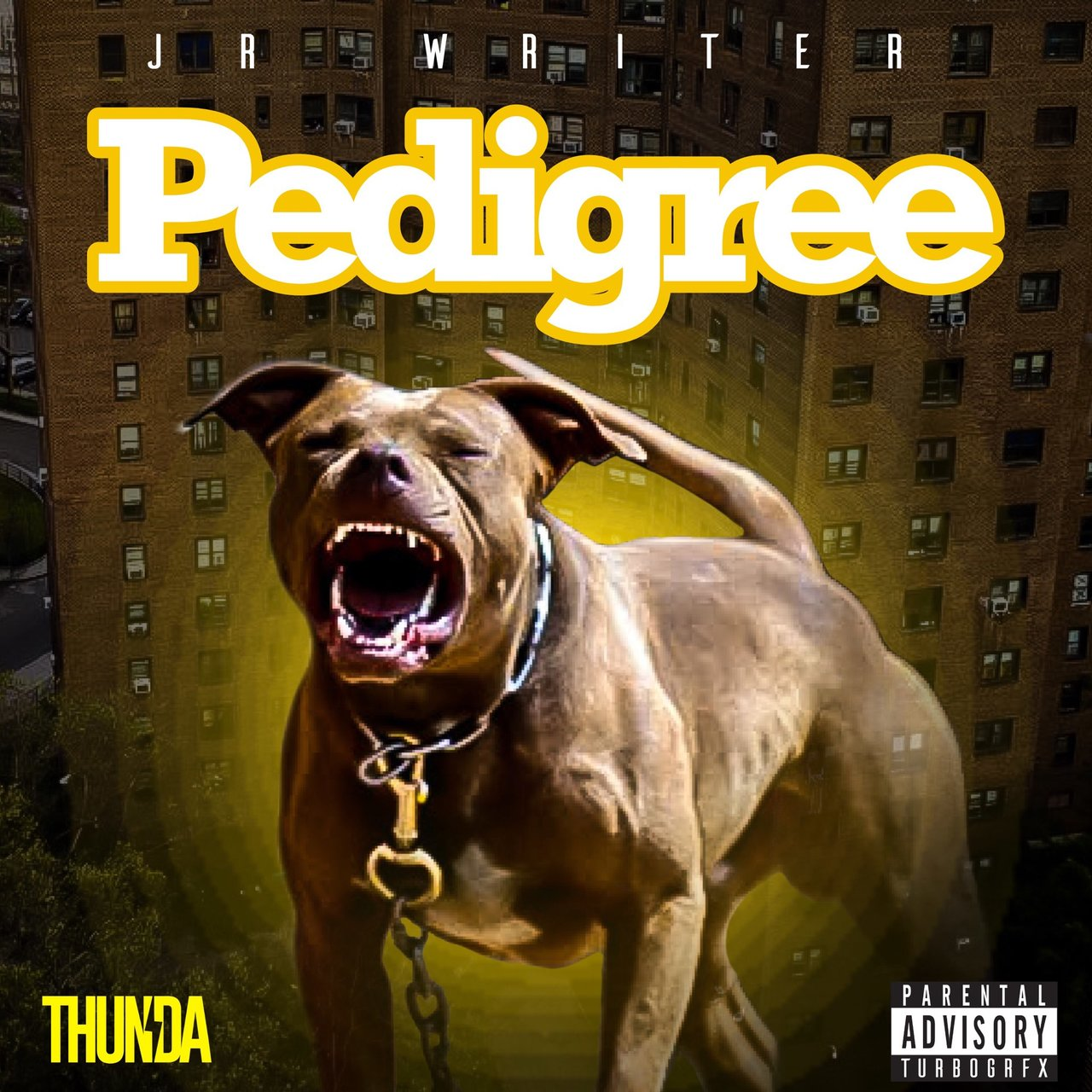JR Writer - Pedigree (Cover)