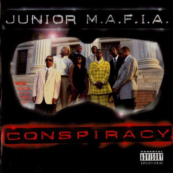Junior M.A.F.I.A. - Conspiracy (Cover)