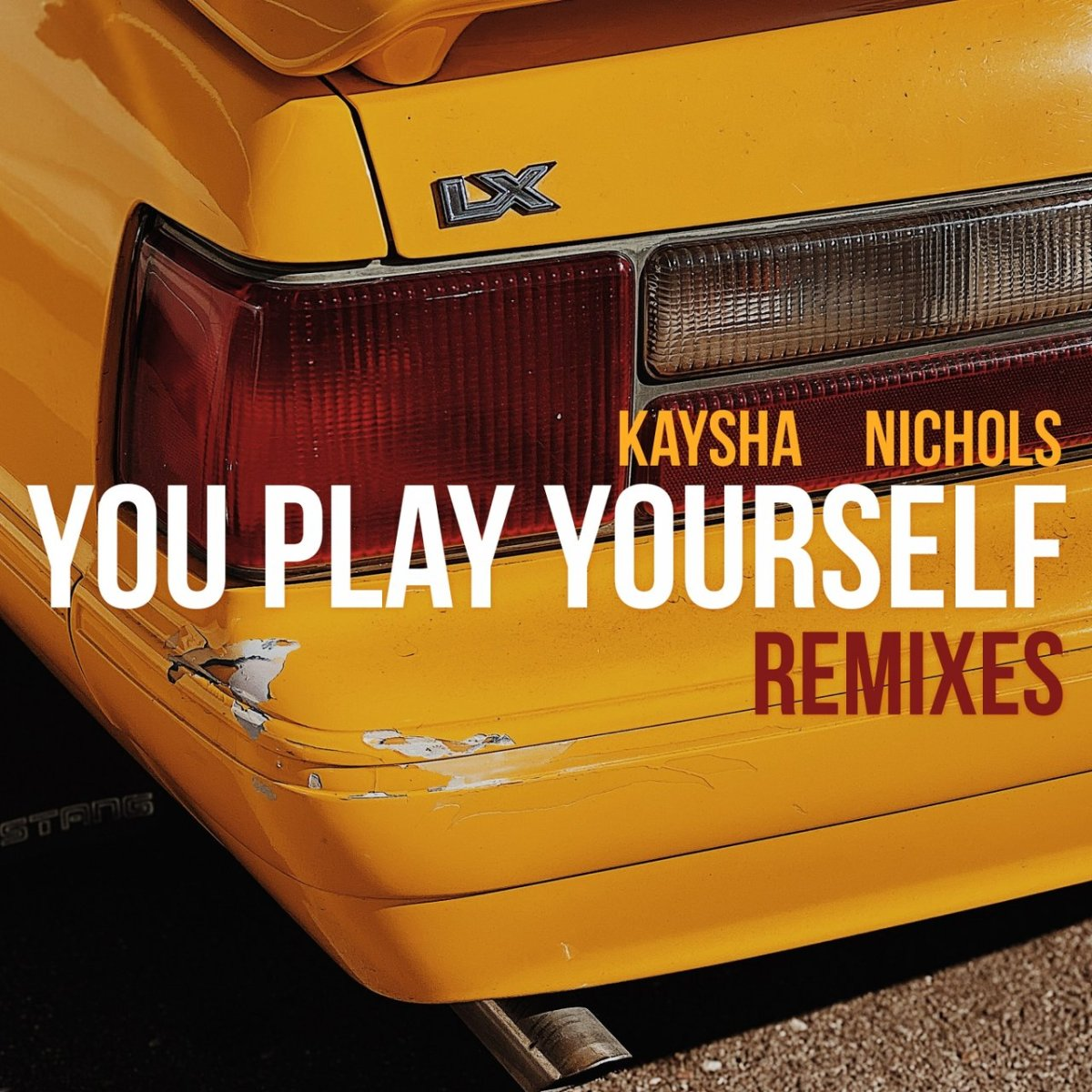 Kaysha and Nichols - You Play Yourself (Remixes) (Cover)