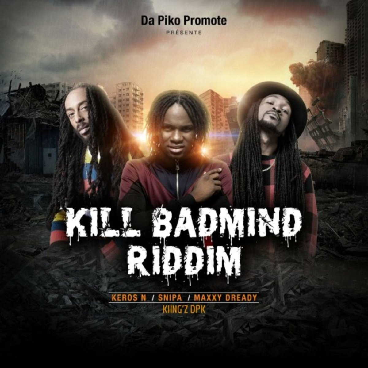 Kill Badmind Riddim (Cover)