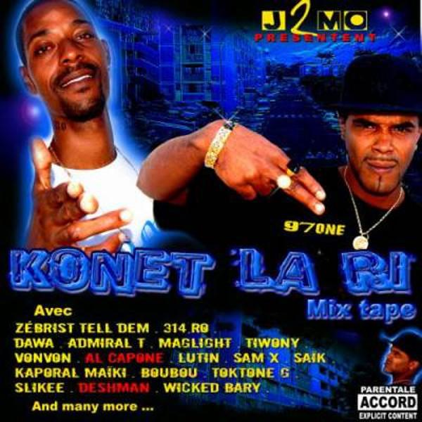Konet La Ri (Cover)