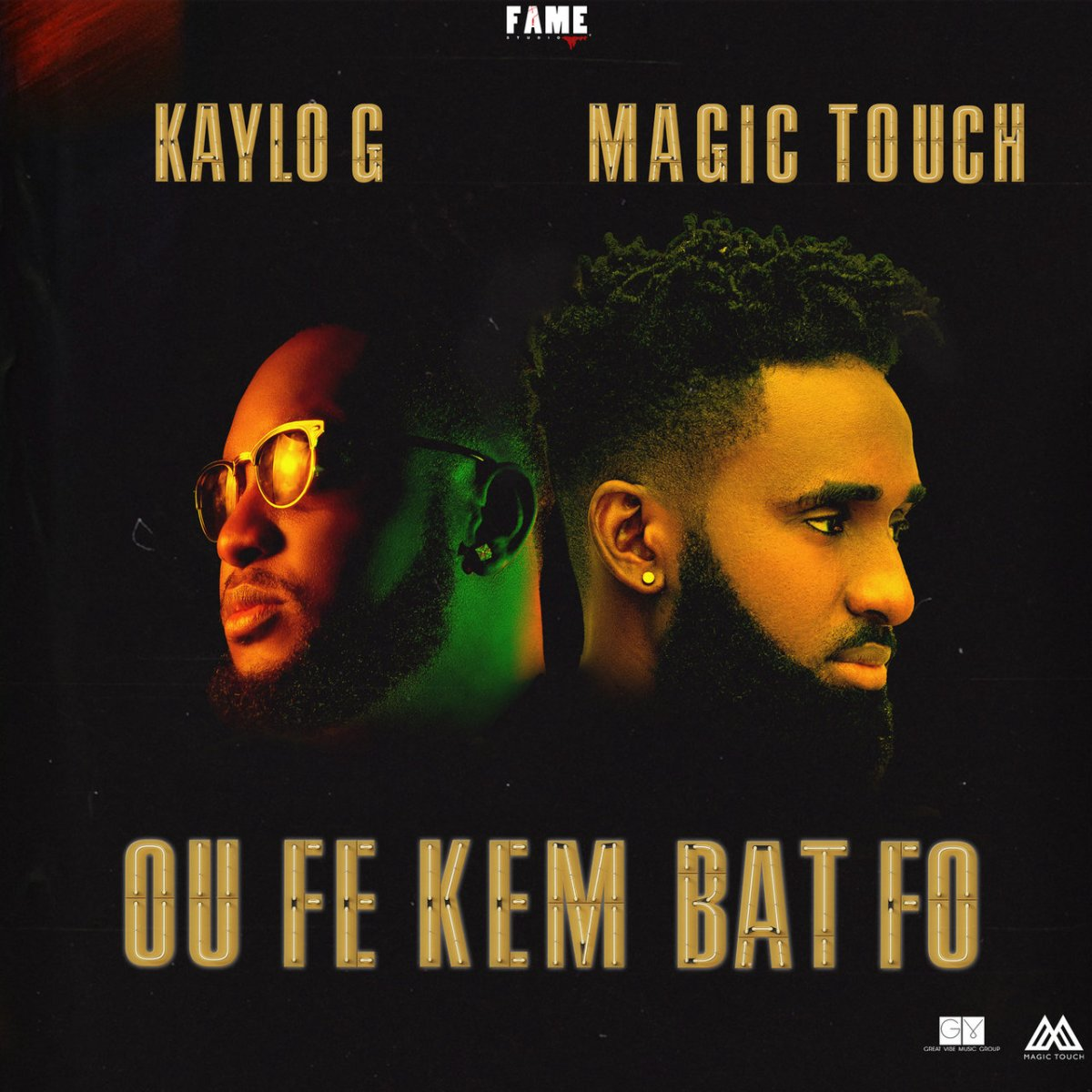 Magic Touch - Ou Fè Kem Bat Fo (ft. Kaylo G) (Cover)