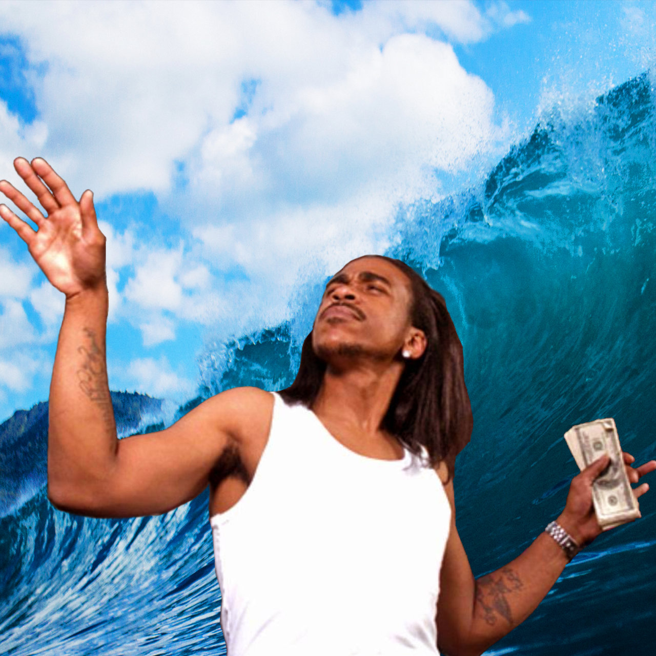 Max B - Wave Pack (Cover)