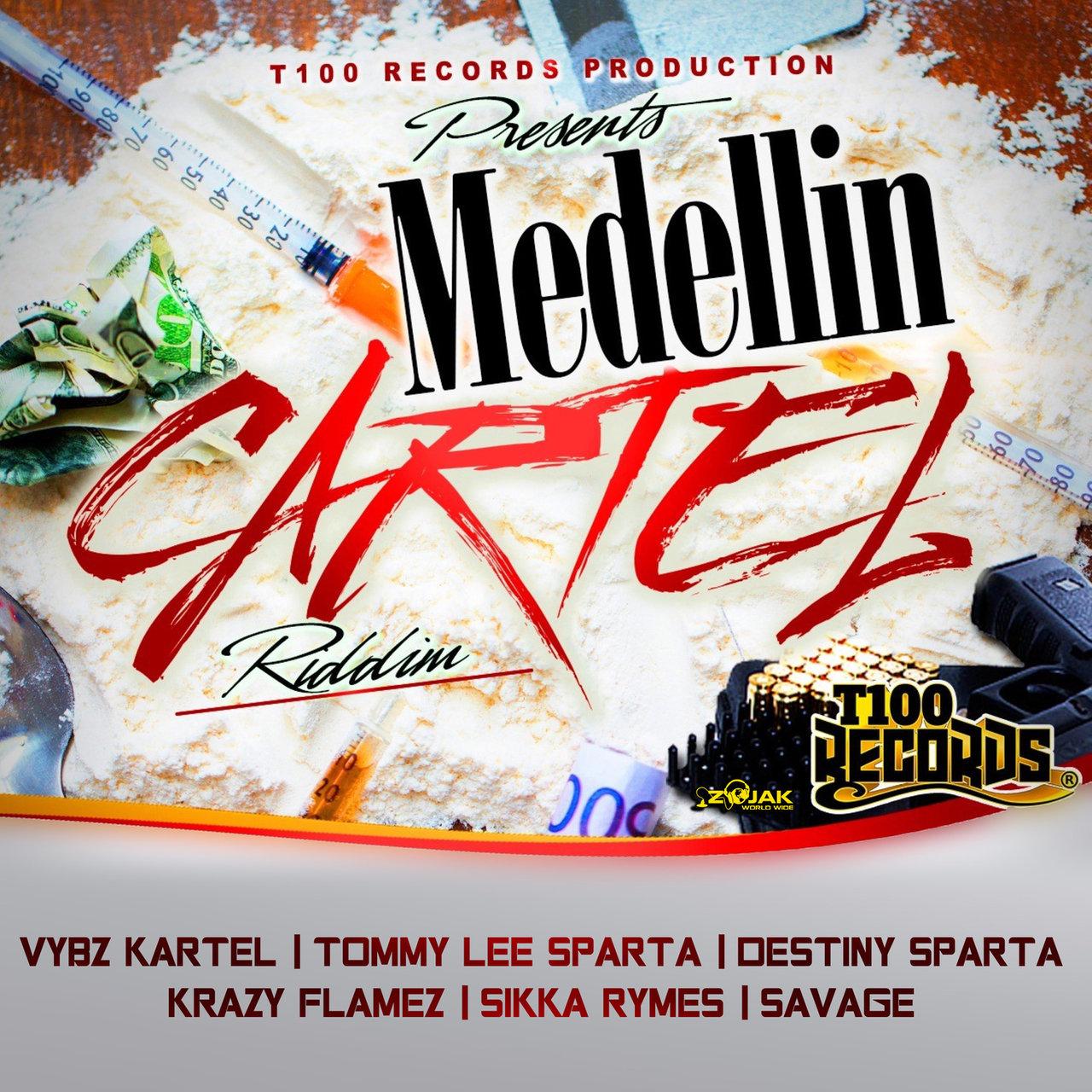 Medellin Cartel Riddim (Cover)