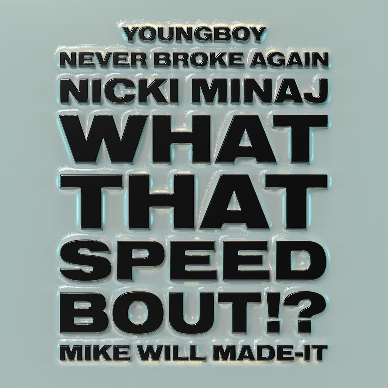 Mike Will Made-It - What That Speed Bout!? (ft. YoungBoy Never Broke Again and Nicki Minaj) (Cover)