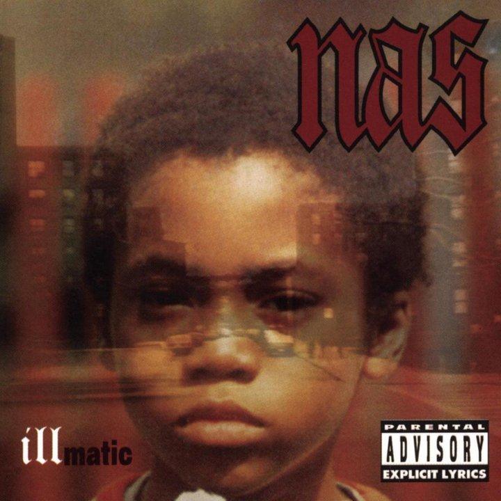 Nas - Illmatic (Cover)