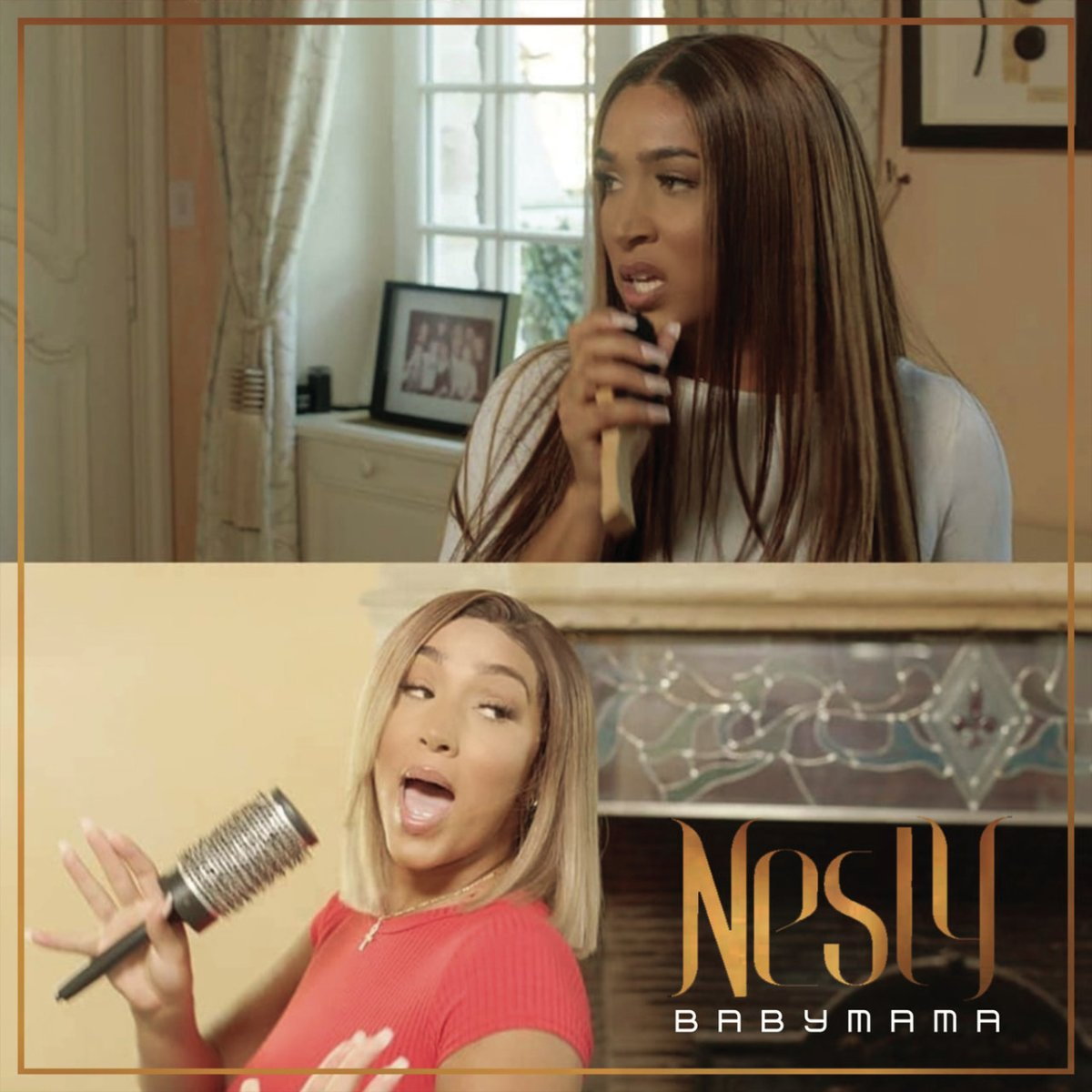 Nesly - Baby Mama (Cover)