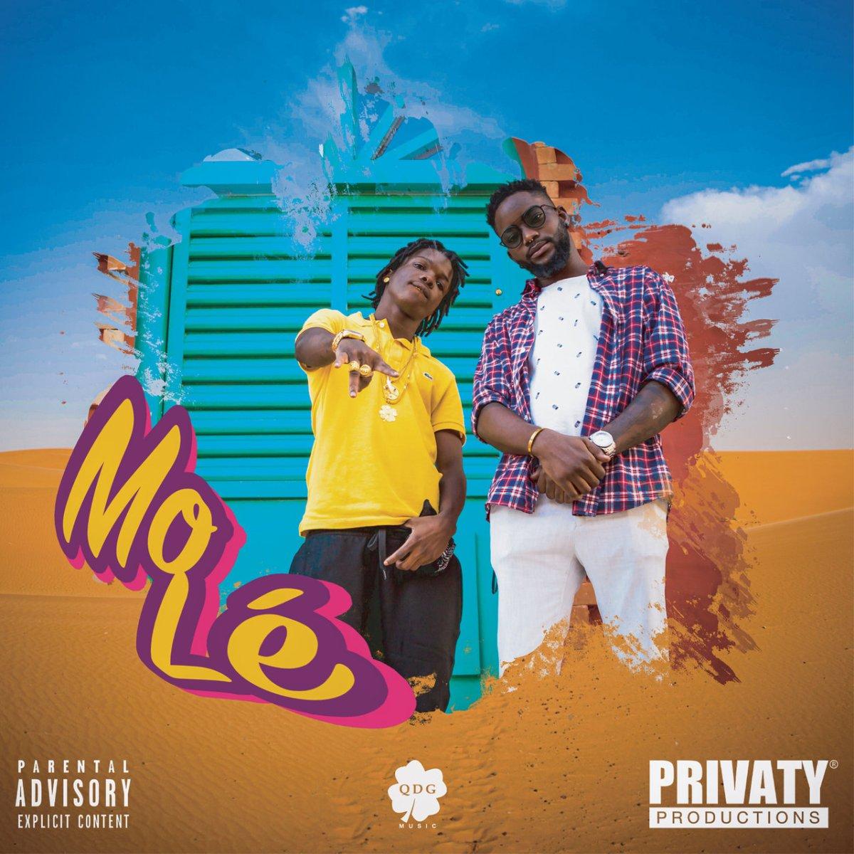 Poplane - Mo Lé (ft. Momo Wang) (Cover)