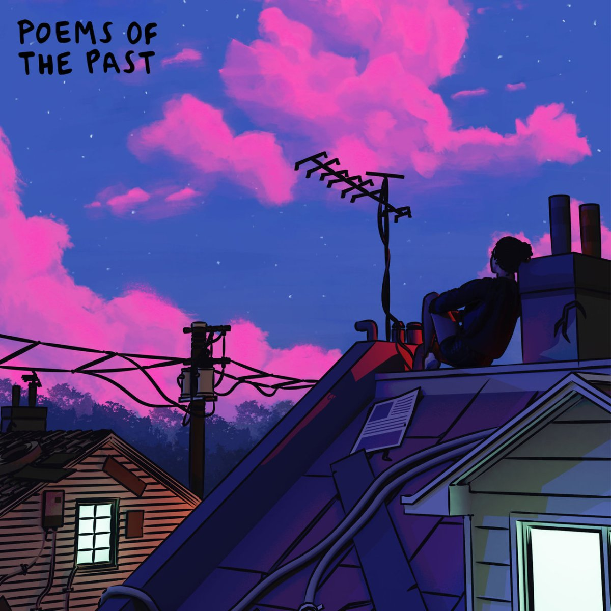 Powfu - Poems Of The Past (Cover)