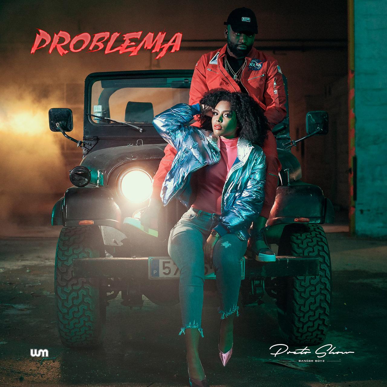 Preto Show - Problema (Cover)