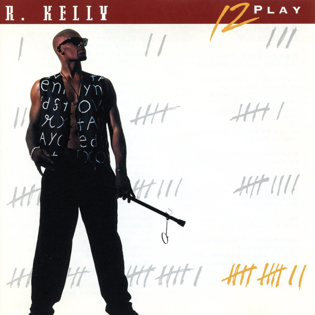R. Kelly - 12 Play (Cover)