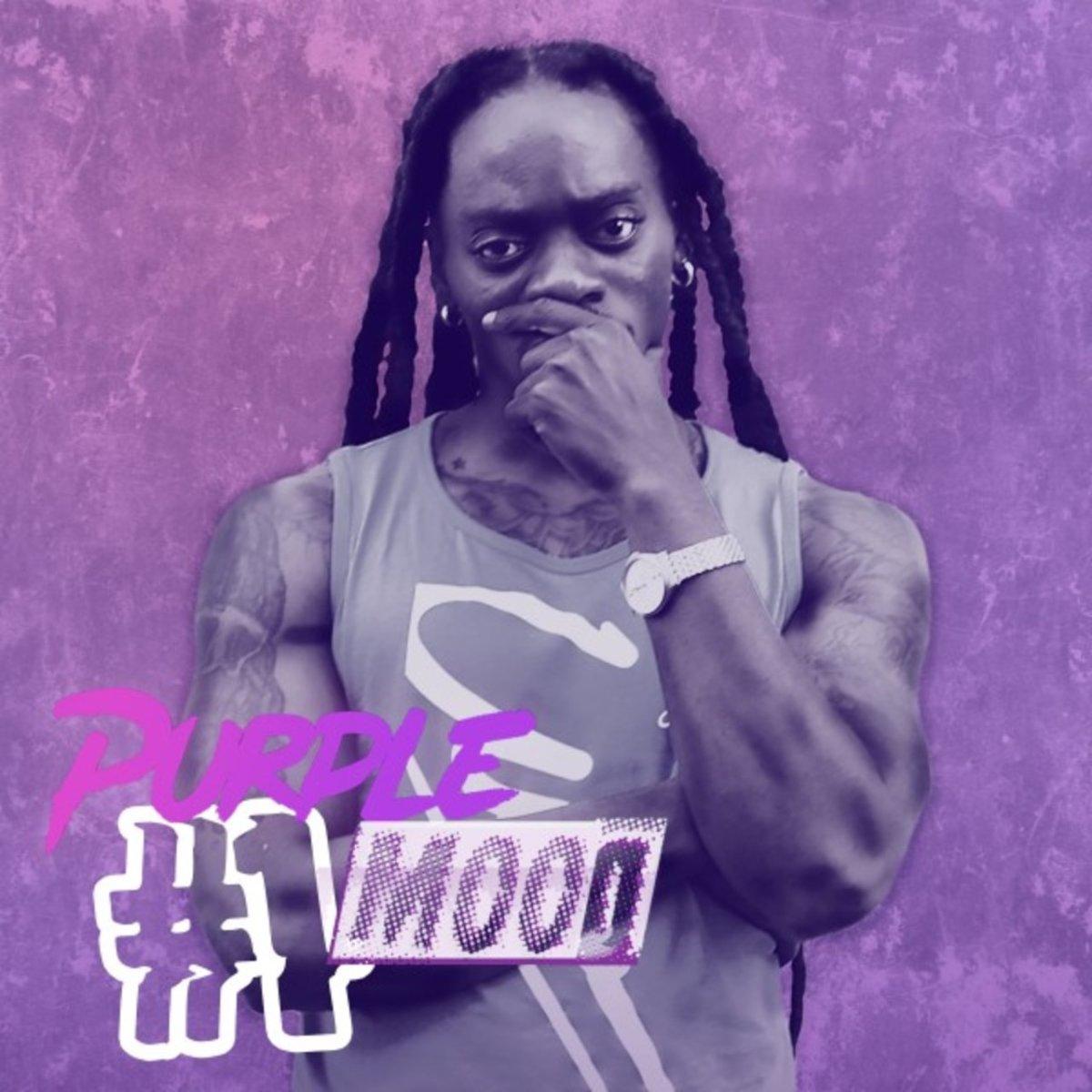 Reyel Ay - Purple Mood #1 (Cover)
