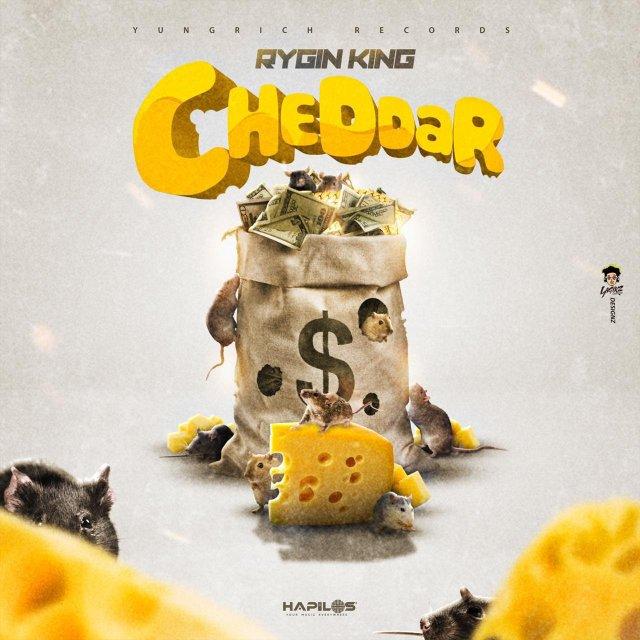 Rygin King - Cheddar (Cover)