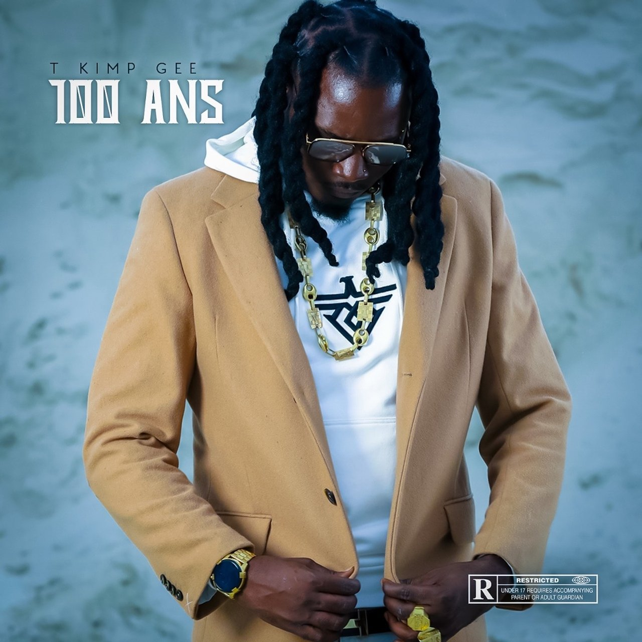 T Kimp Gee - 100 Ans (Cover)