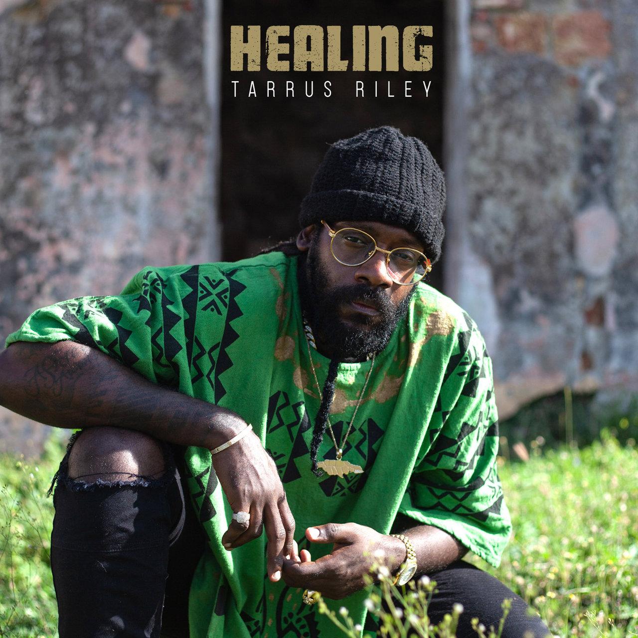 Tarrus Riley - Healing (Cover)