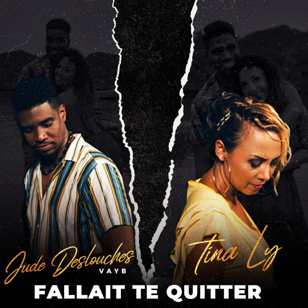 Tina Ly - Fallait Te Quitter (ft. Jude Deslouches) (Cover)