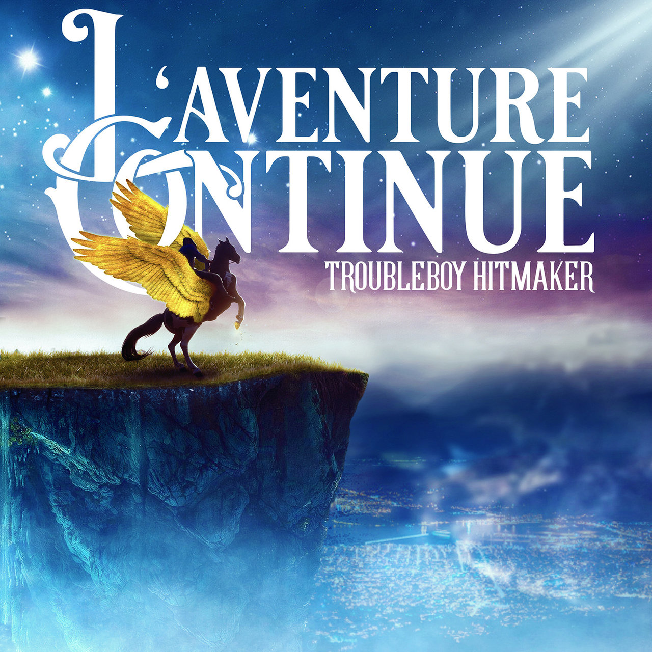 Troubleboy Hitmaker - L'aventure Continue (Cover)