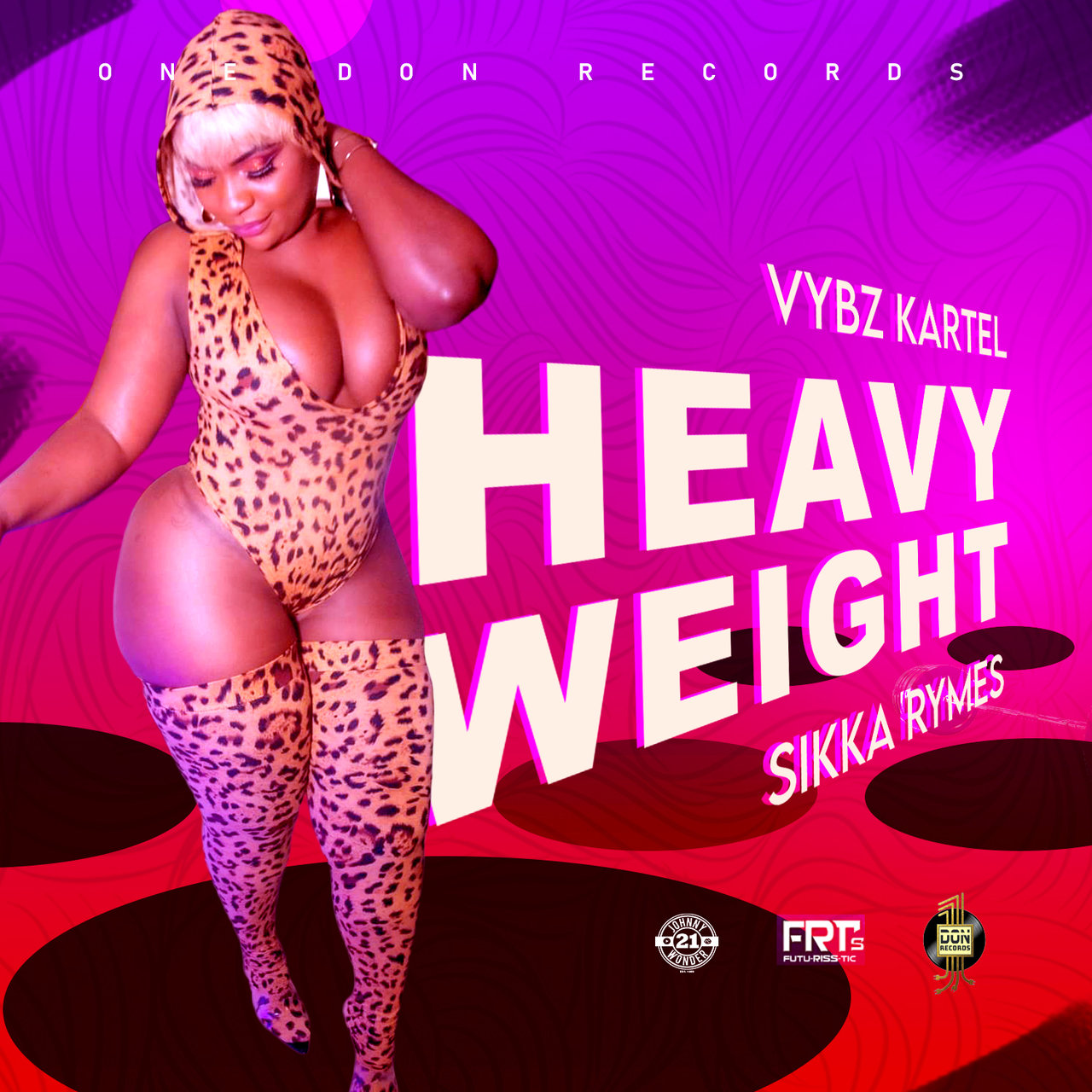 Vybz Kartel - Heavy Weight (ft. Sikka Rymes) (Cover)