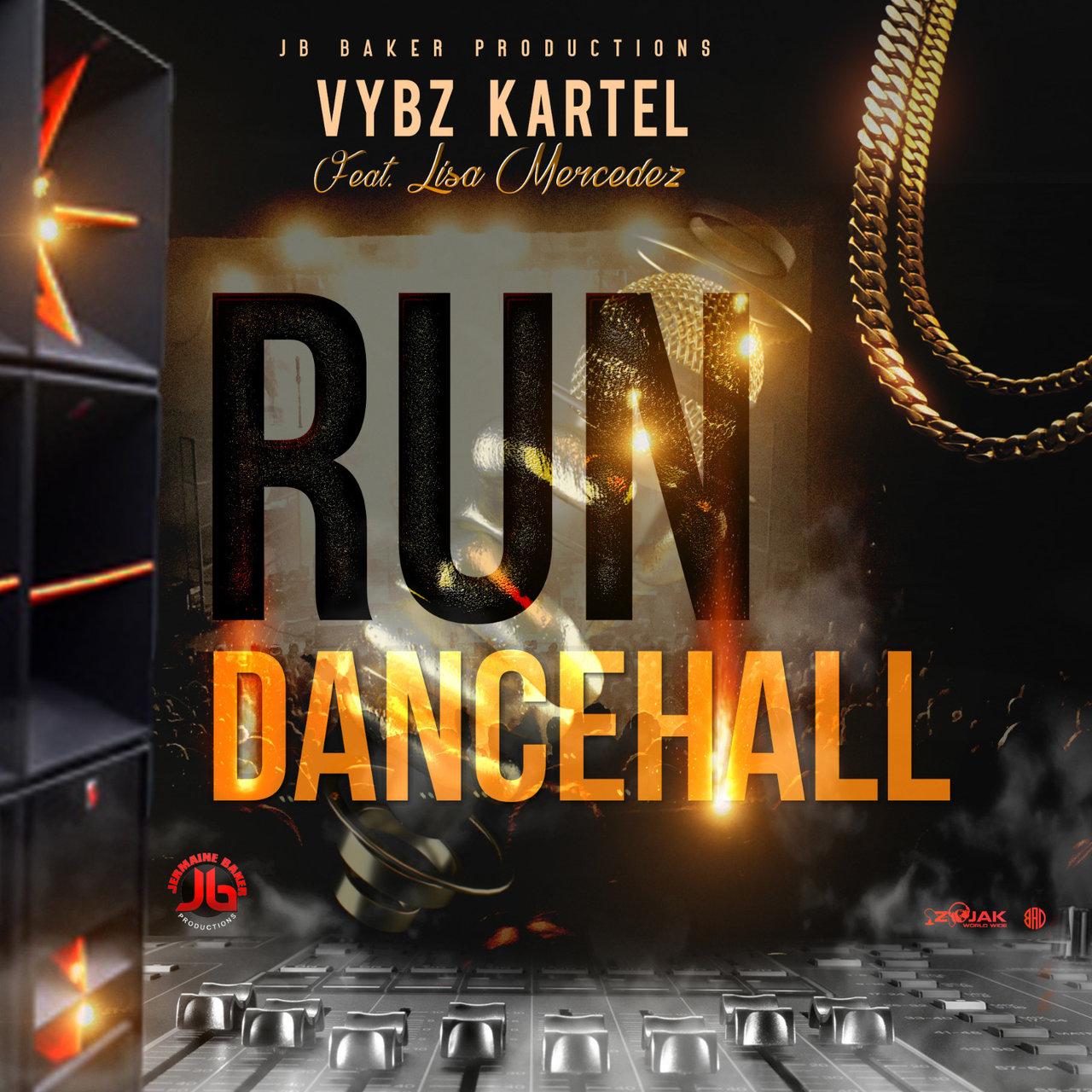 Vybz Kartel - Run Dancehall (ft. Lisa Mercedez) (Cover)