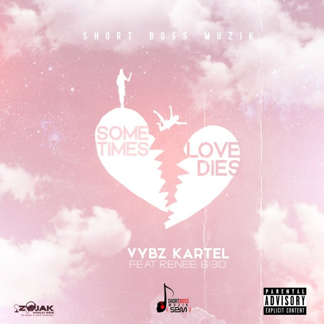 Vybz Kartel - Sometimes Love Dies (ft. Renee 6:30) (Cover)
