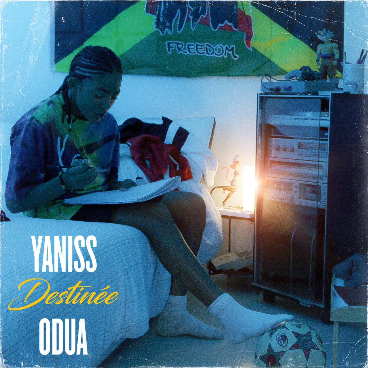 Yaniss Odua - Destinée (Cover)