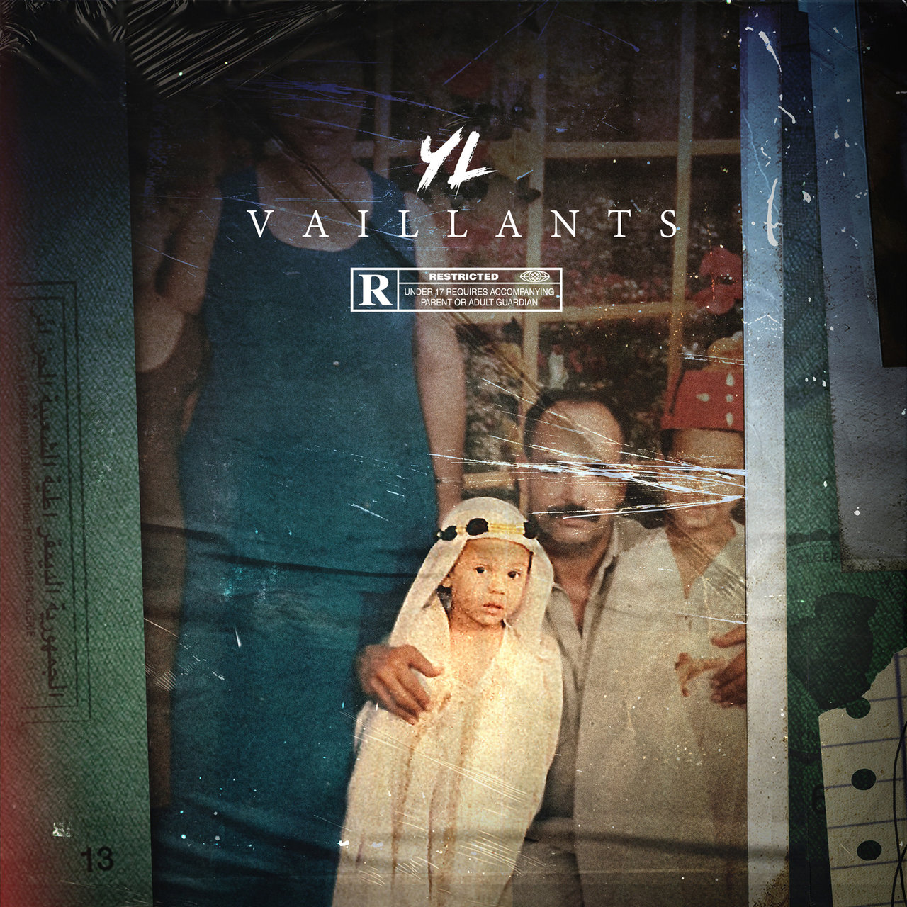 YL - Vaillants (Cover)
