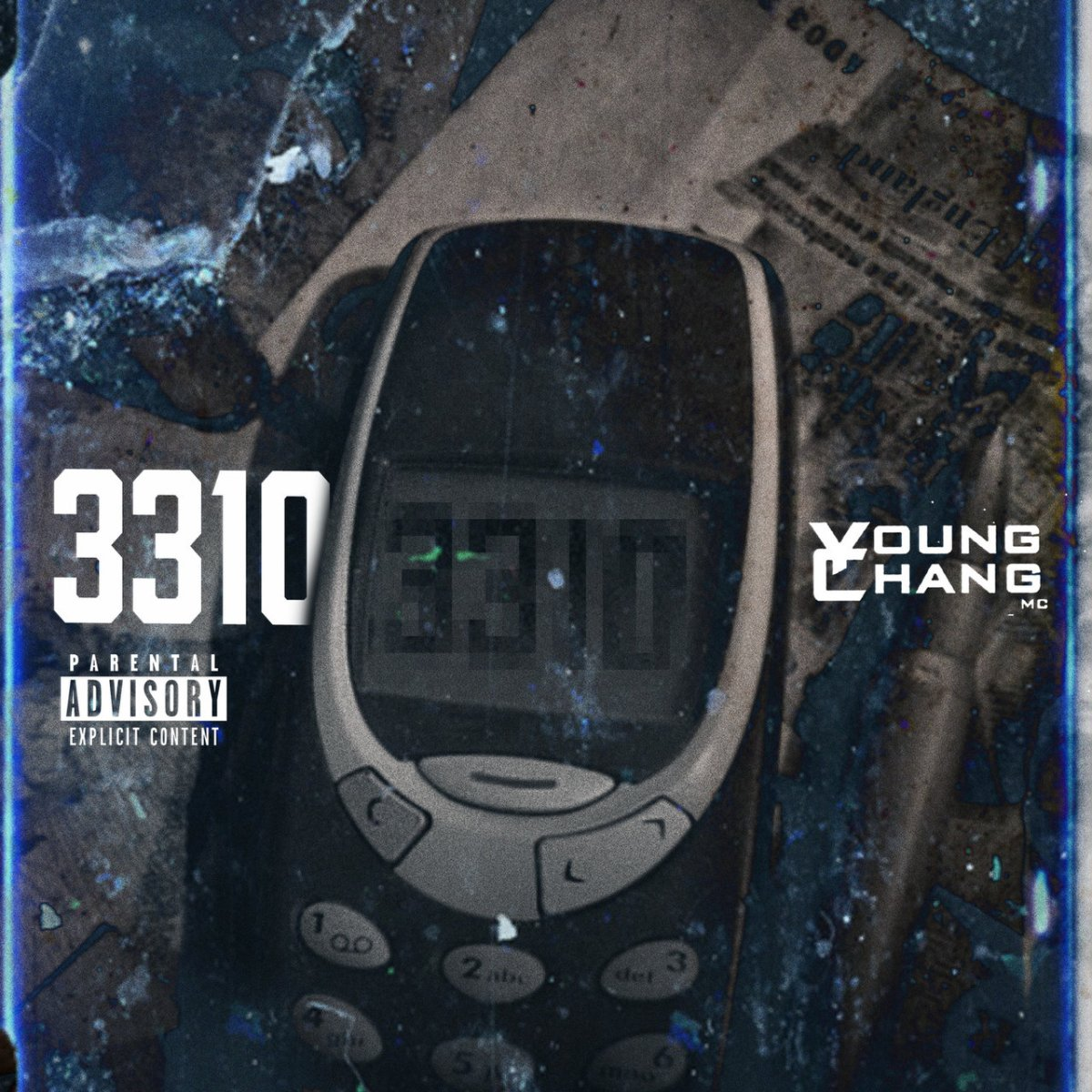 Young Chang MC - 3310 (Cover)