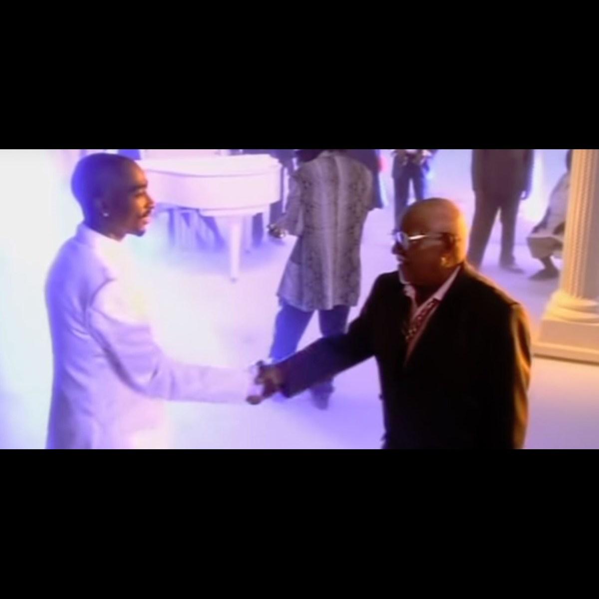 2Pac - I Ain't Mad At Cha (ft. Danny Boy) (Thumbnail)