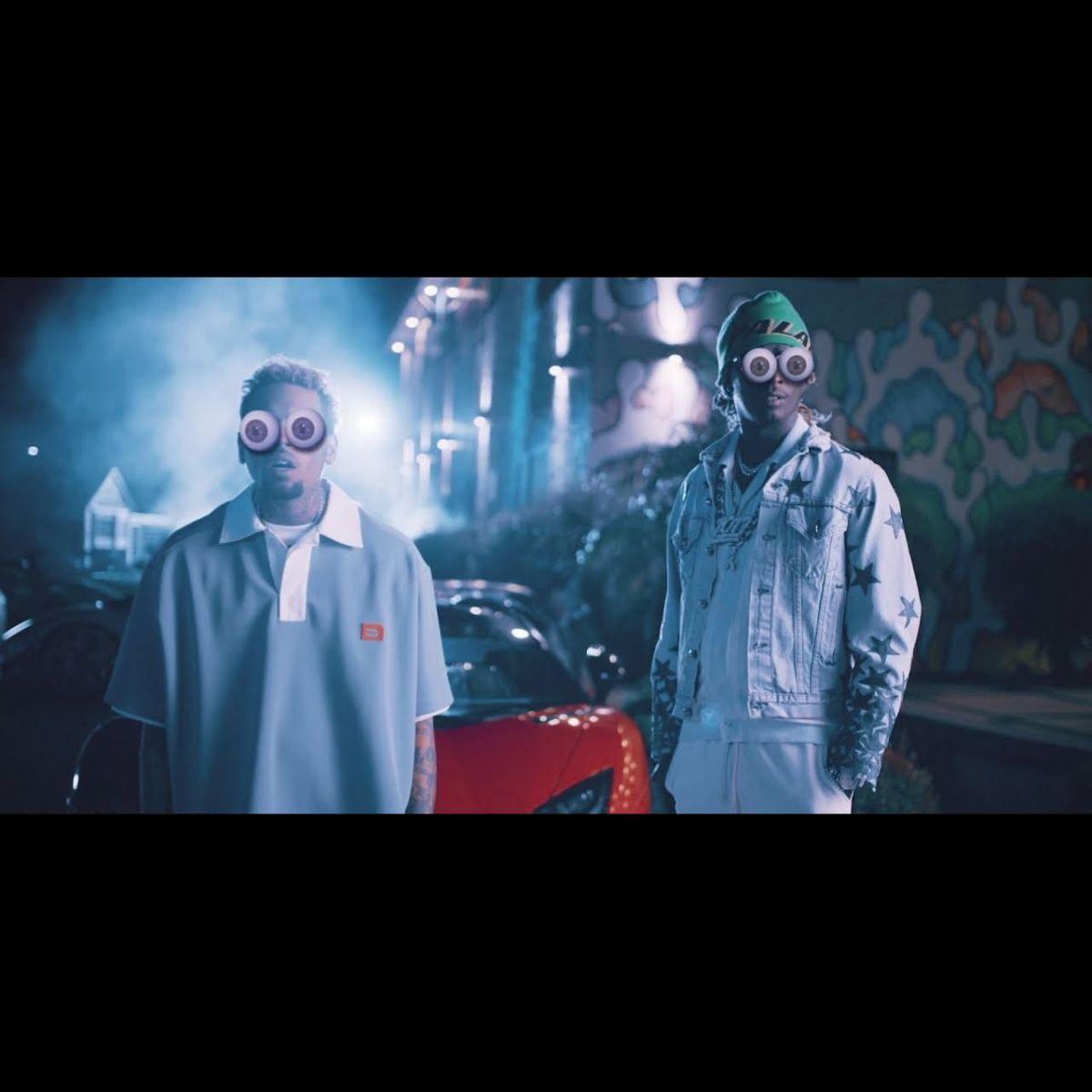 Chris Brown and Young Thug - Go Crazy (Thumbnail)