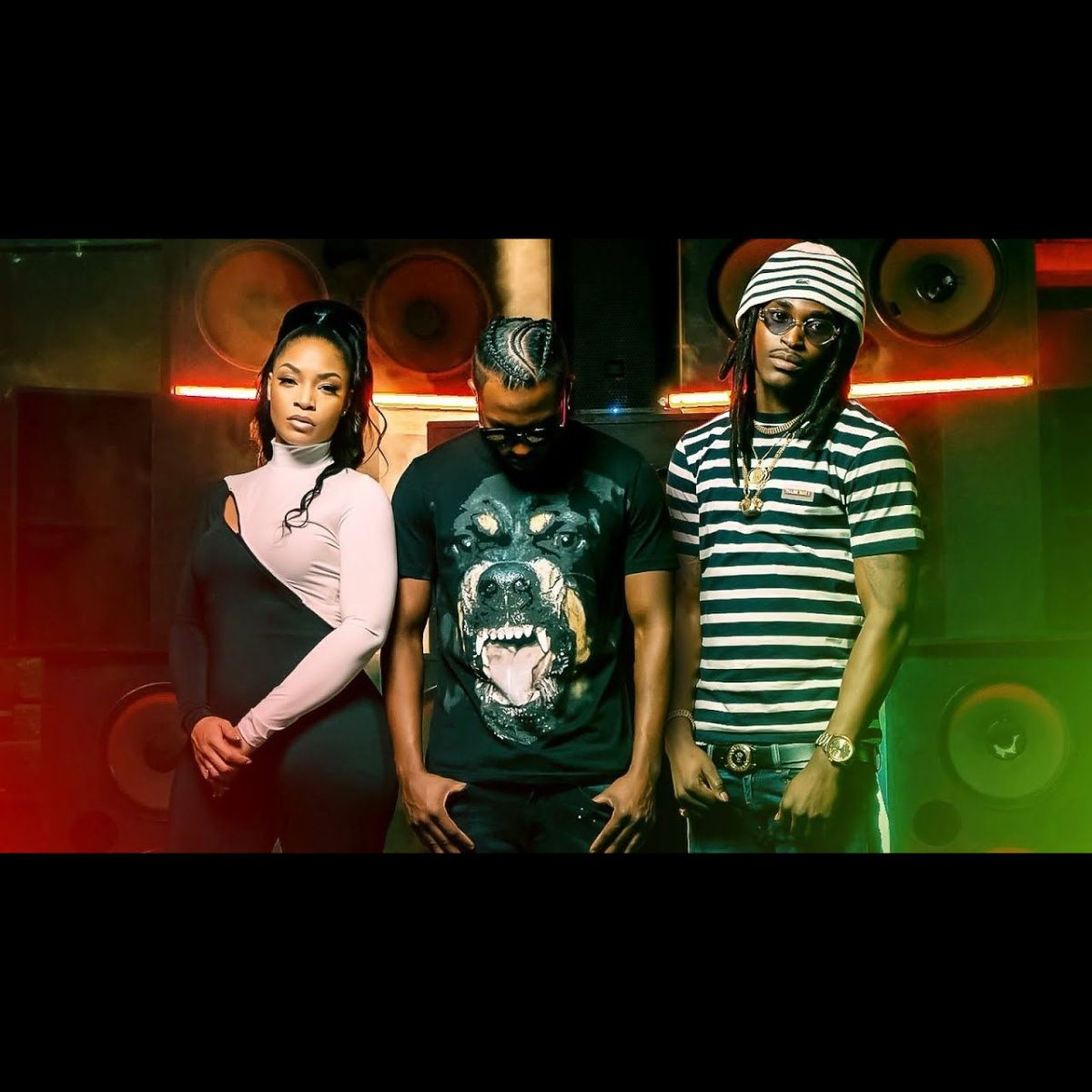 DJ Bryan - Tête chapé (ft. Stony and Lion P) (Thumbnail)
