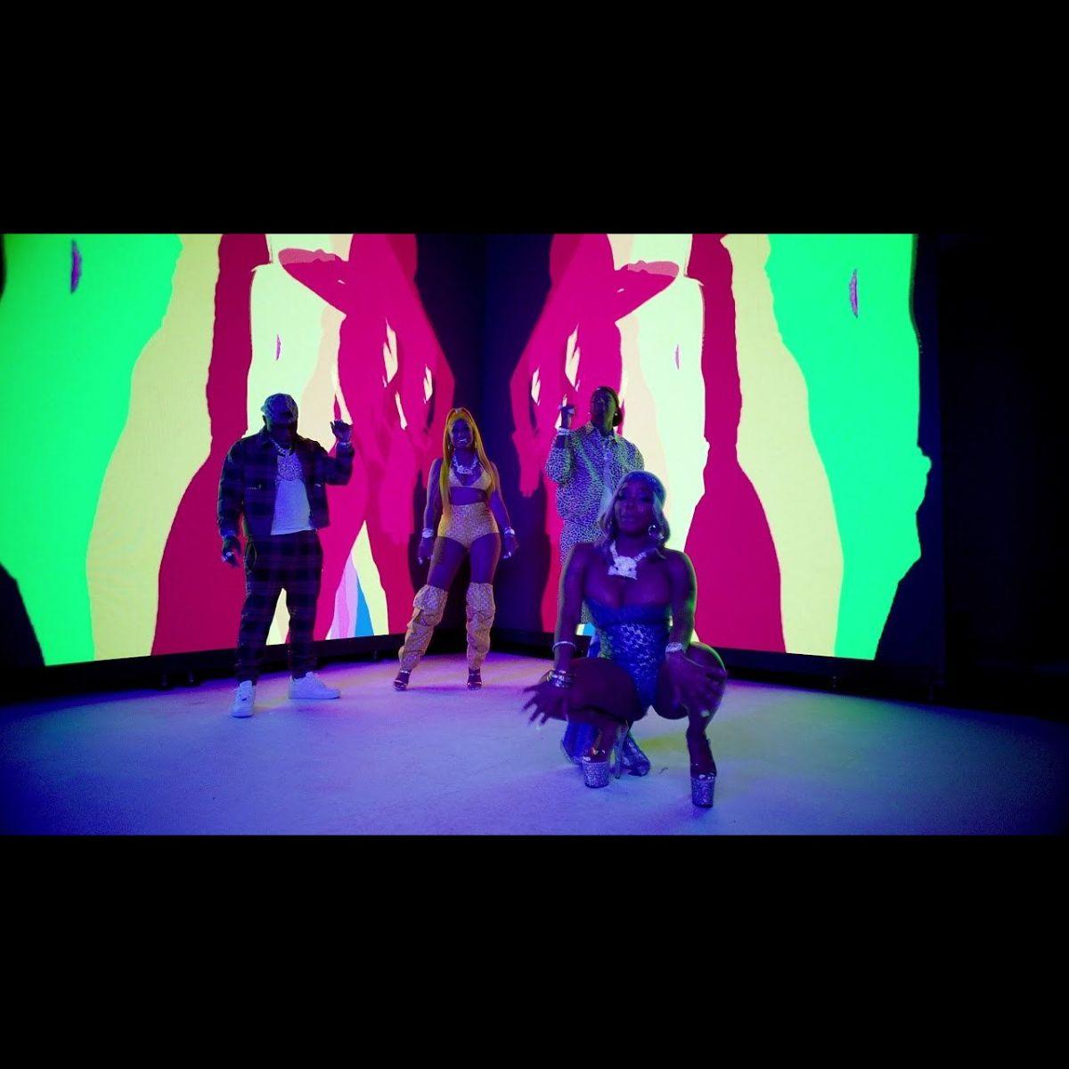 Moneybagg Yo - Said Sum (Remix) (ft. City Girls and DaBaby) (Thumbnail)