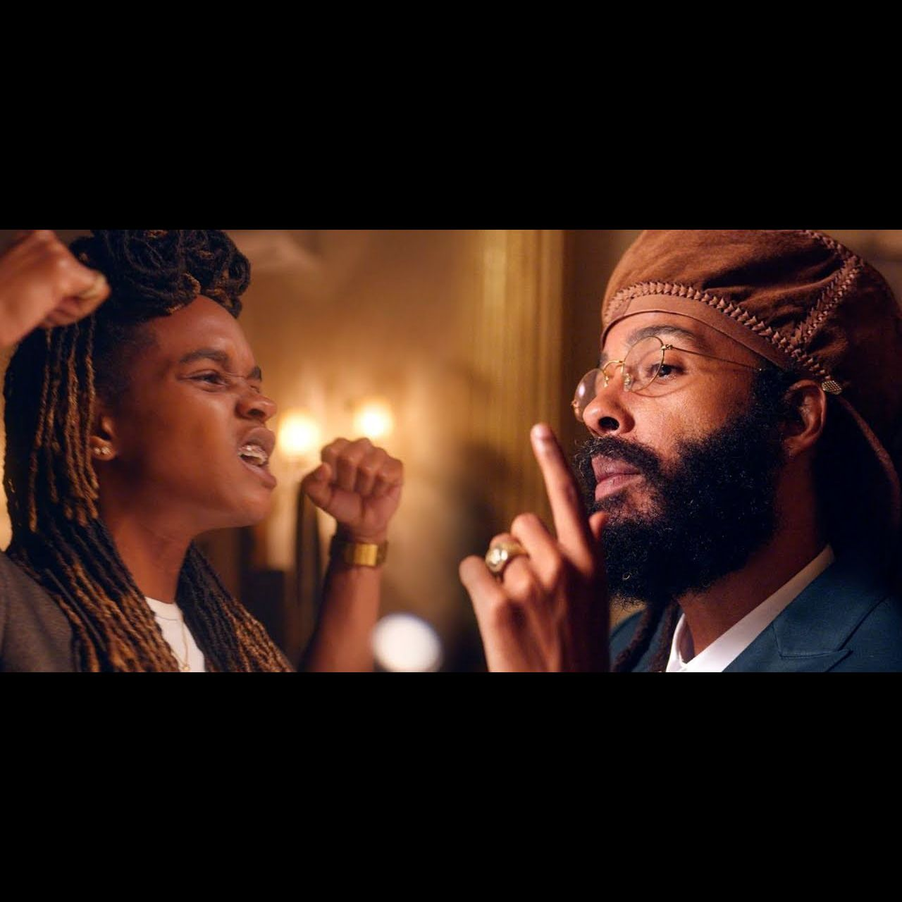 Protoje - Switch It Up (ft. Koffee) (Thumbnail)