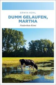 Erwin Kohl - Dumm gelaufen, Martha - Premierenlesung mit Glam Bam @ Kastell Sonsbeck | Sonsbeck | Nordrhein-Westfalen | Deutschland
