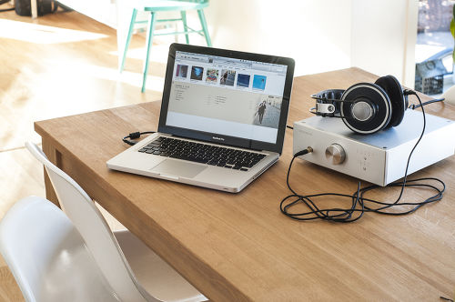 L'ampli casque, préampli hi-fi et DAC USB 24/192 Burson Audio Conductor