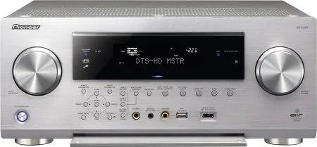 L'amplificateur home-cinéma Pioneer SC-LX87