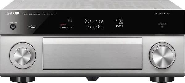 L'amplificateur home-cinéma Yamaha RX-A1030, équipé de DAC ESS Sabre est désormais compatible Spotify