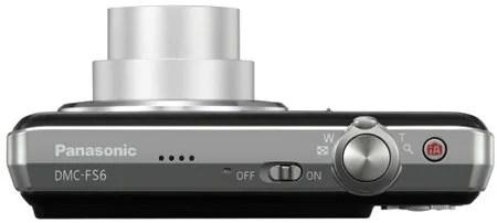Panasonic DMC-FS6