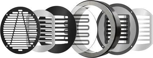 Transducteur planar magnétique Audeze  - Vue éclatée