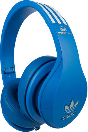 Le casque Monster Adidas Originals