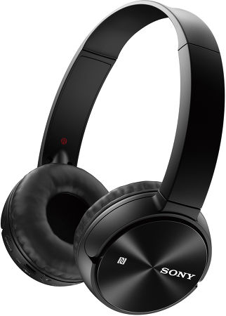 Casque Bluetooth Sony MDR-ZX330BT
