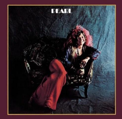 Music on Vinyl Janis Joplin Pearl