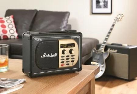 Radio Pure Marshall