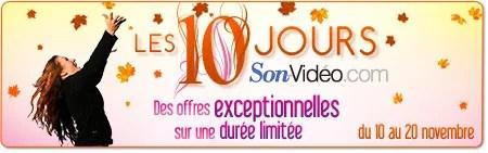 Les 10 jours Son-Vidéo.com