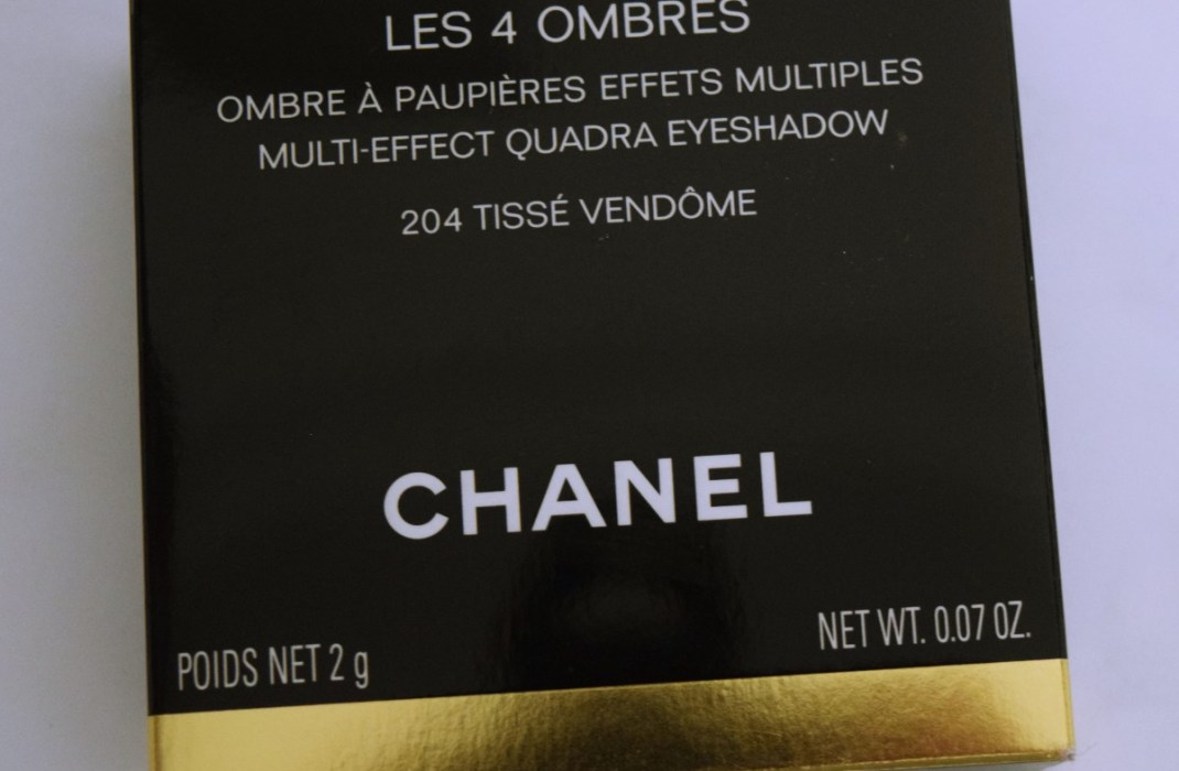 What's on my eyes this summer? | Chanel Edition