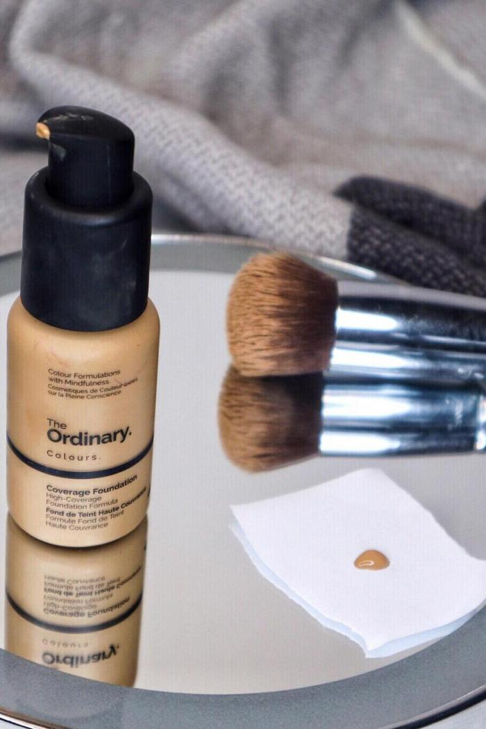 The £6 foundation from The Ordinary | Is it worth the hype?