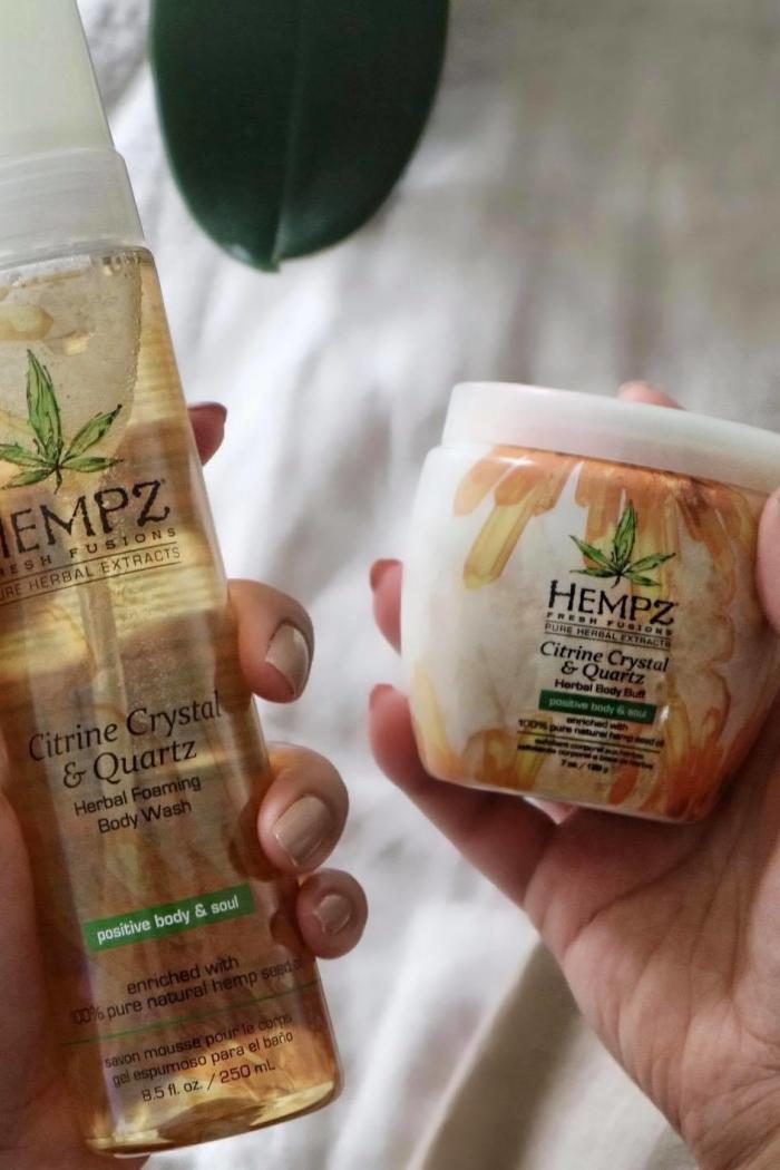 Fresh Fusions Collection | Hempz Beauty