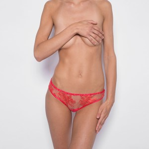 Peony Strappy Knicker by Sonata London